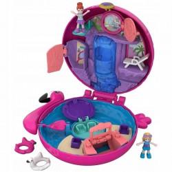 Mattel Polly Pocket Pływający Flaming FRY38