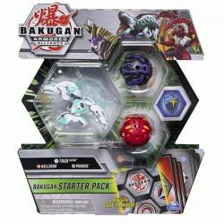 Spin Master BAKUGAN Zestaw Startowy TROX ULTRA NILLIOUS I PHAROL 2477