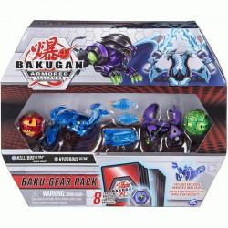 Spin Master BAKUGAN Amored Alliance Mega Zestaw BAKU-GEAR PACK 2676