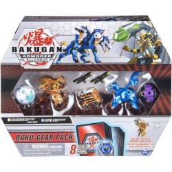Spin Master BAKUGAN Amored Alliance Mega Zestaw BAKU-GEAR PACK 2678