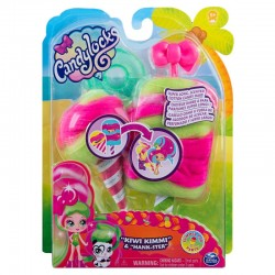 Spin Master Candylocks KIWI KIMMI & HANK-STER 3508