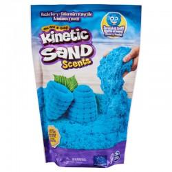 SPIN MASTER Kinetic Sand Zapachowy Piasek Kinetyczny 227 G JAGODOWY ŚWIAT 4654