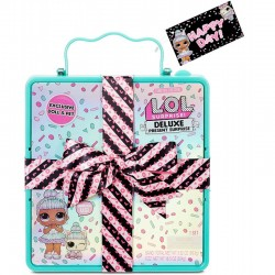 L.O.L SURPRISE Deluxe Present Surprise EDYCJA LIMITOWANA SPRINKLES 570707