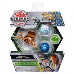Spin Master BAKUGAN Zestaw Startowy NILLIOUS ULTRA PEGATRIX I TROX 2478