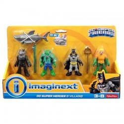 Imaginext DC Super Friends ZESTAW 5 FIGUREK DPD99