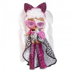 L.O.L SURPRISE J.K. Mini Fashion Doll LALECZKA DIVA + Niespodzianki SERIA 1 570752