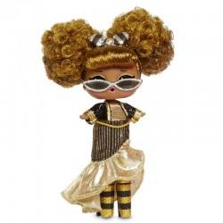 L.O.L SURPRISE J.K. Mini Fashion Doll LALECZKA QUEEN BEE + Niespodzianki SERIA 1 570783