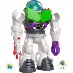 Imaginext Toy Story ROBOT BUZZA ASTRALA GBG65