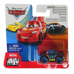 Mattel CARS Mini Racers Autko REX REVLER GLD60