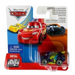 Mattel CARS Mini Racers Autko J.D. McPillar GLD59