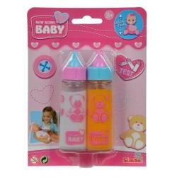 SIMBA New Born Baby BUTELECZKI DO KARMIENIA Sok/Mleko 6270