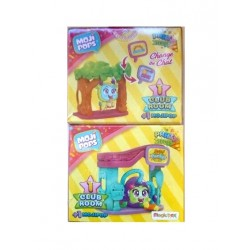 Magic Box Toys MOJI POPS Party Series Two Club Room Figurki 11614