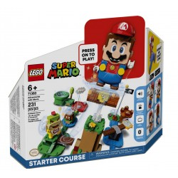 LEGO SUPER MARIO 71360 Przygody z Mario - Zestaw Startowy