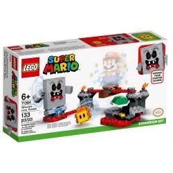 LEGO SUPER MARIO 71364 Tarapaty w Forcie Whompa - Zestaw Uzupełniający