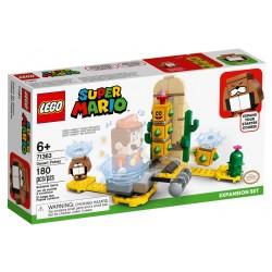 LEGO SUPER MARIO 71363 Pustynny Pokey - Zestaw Uzupełniający