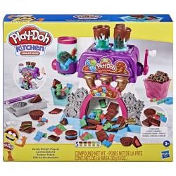 PLAY-DOH Ciastolina Wielka Fabryka Słodyczy E9844