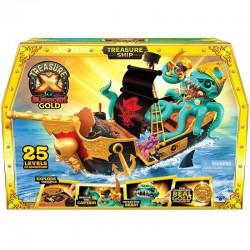 Treasure X Sunken Gold PIRACKI STATEK ZE SKARBEM 41579