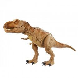 Mattel JURASSIC WORLD Mega Ryk Tyranozaur Rex T-REX Primal Attack GJT60