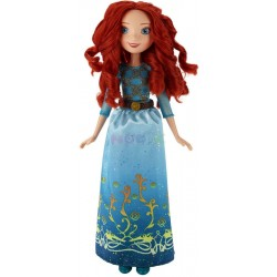 Hasbro - B5825 - Lalka - Disney Princess - Royal Shimmer - Merida