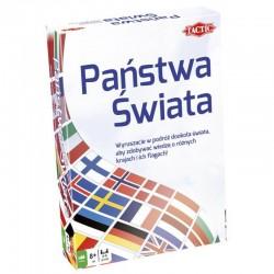 TACTIC Gra Edukacyjna PAŃSTWA ŚWIATA 54807