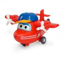SUPER WINGS Transformujący FLIP Samolot i Robot 720021