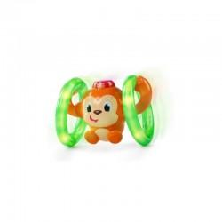 Bright Starts Zabawka Interaktywna FIKAJĄCA MAŁPKA BS52181