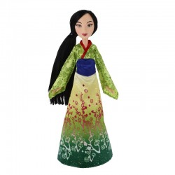 Hasbro - B5827 - Lalka - Disney Princess - Royal Shimmer - Mulan
