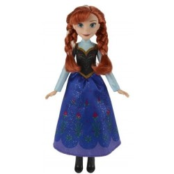 Hasbro - B5163 - Lalka - Disney Frozen - Anna