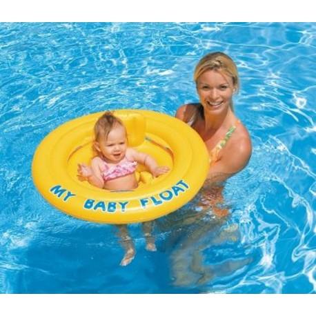 Intex - 56585 - Koło do Pływania z Siedziskiem - 70 cm