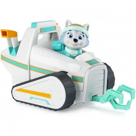 SPIN MASTER Psi Patrol EVEREST Figurka+Pojazd 1010