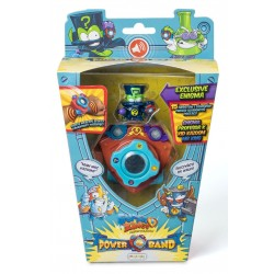 Magic Box Toys SUPER ZINGS POWER BAND + FIGURKA ENIGMA 4301