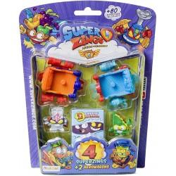 Magic Box Toys SUPER ZINGS Seria 5 ZESTAW FIGUREK I POJAZDÓW 11249