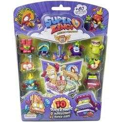 Magic Box Toys SUPER ZINGS Seria 5 Zestaw Dziesięciu Figurek 11263