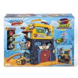Magic Box Toys SUPER ZINGS Seria 5 BAZA GŁÓWNA BOHATERÓW 3977