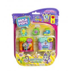 Magic Box Toys MOJI POPS Party Series Two Club Rooms + Figurki 11652