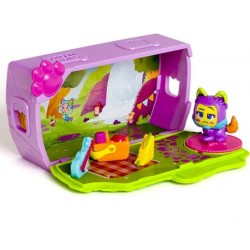 Magic Box Toys MOJI POPS Club House Cuties FIGURKA + AKCESORIA 11713