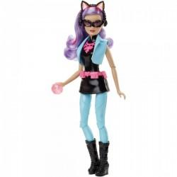Mattel - DHF18 - GN10 - Lalka - Barbie - Tajne Agentki - Włamywaczka Kot Patricia
