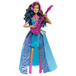 Mattel - CMT08 - ZZ10 - Lalka - Barbie - Rockowa Księżniczka - Erica