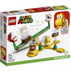 LEGO SUPER MARIO 71365 Megazjeżdżalnia Piranha Plant - Zestaw Uzupełniający