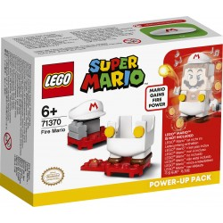 LEGO SUPER MARIO 71370 Ognisty Mario - Dodatek Ulepszenie