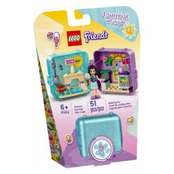 LEGO FRIENDS 41414 Letnia Kostka Do Zabawy Emmy Seria 3