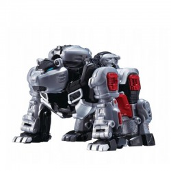 METALIONS Nieskończony Wojownik URSA Mini Figurka Robot 314040