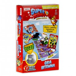 Magic Box Toys SUPER ZINGS GRA BITEWNA 10748
