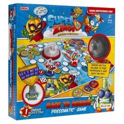 Magic Box Toys SUPER ZINGS GRA WYŚCIG RATUNKOWY 10749