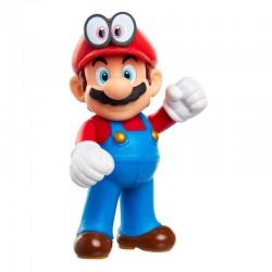 SUPER MARIO Figurka Kolekcjonerska Mario i Cappy 40108