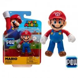 SUPER MARIO Figurka Kolekcjonerska MARIO + Dodatek 72687