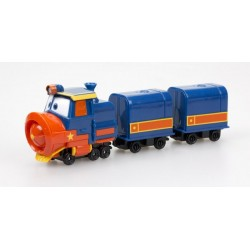 Silverlit Robot Trains POCIĄG VICTOR Zestaw Deluxe 80192