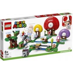 LEGO SUPER MARIO 71368 Toad Szuka Skarbu - Zestaw Uzupełniający