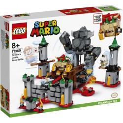 LEGO SUPER MARIO 71369 Walka W Zamku Bowsera - Zestaw Uzupełniający