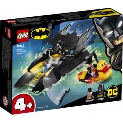 LEGO BATMAN 76158 Pościg Batłodzią Za Pingwinem